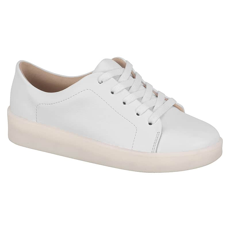 White Shoes for girls - Molekinha