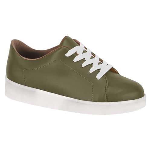 Militar Green shoes for boys - Molekinho