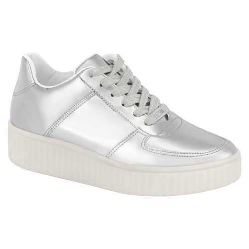 Silver shoes for women - Vizzano